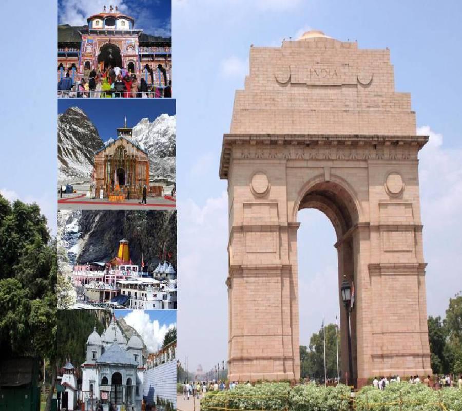 Chardham Yatra Ex. Delhi