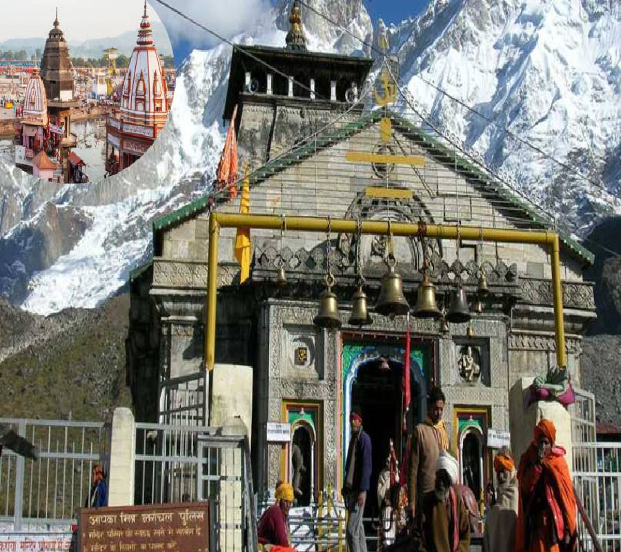 Kedarnath Yatra Ex Haridwar