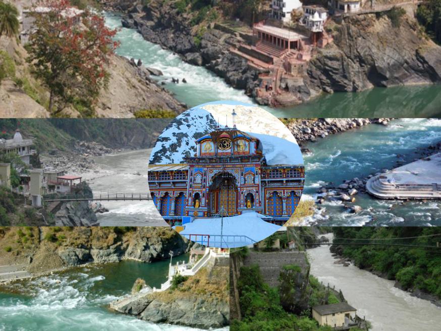 Shree Badrinath Yatra ex Haridwar